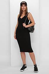 Платье 189 черный