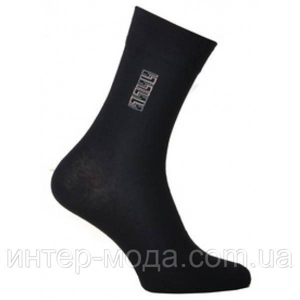 Шкарпетки чоловічі подвійна резика, малюнок р. 25 арт.102