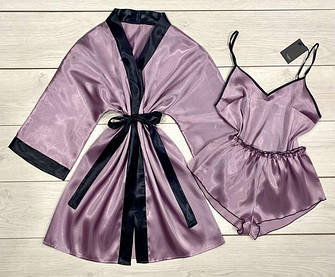 Комплекты Халат+пижама