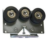 Комплект роликов для раздвижных дверей Record STA 16 / STA 17