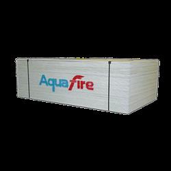 Фиброцементная плита 12.5х1200х2000 AQUAFIRE, огнеупорная, влагостойкая Аквафайер