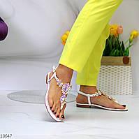Гламурные яркие комфортные женские босоножки (обувь женская)
