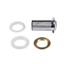 Донний клапан для раковини Lidz (CRM)-47 00 001 00, фото 3