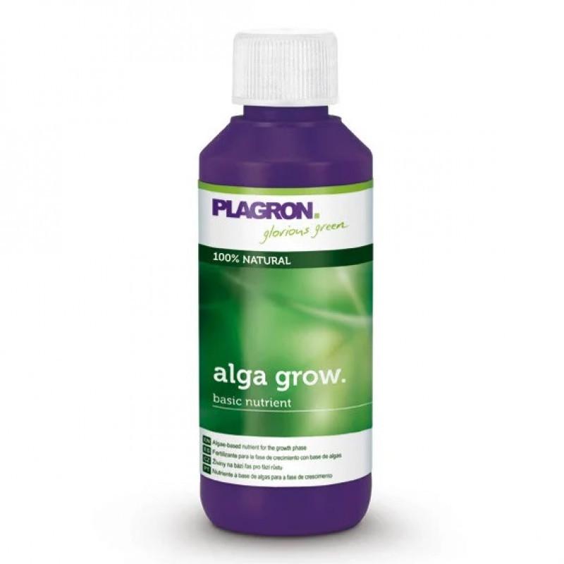 Органічне добриво на вегетативний період Plagron Alga Grow 100ml