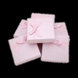 Подарочные коробки для девушек Розовый
