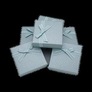 Подарочные коробки для девушек Голубой