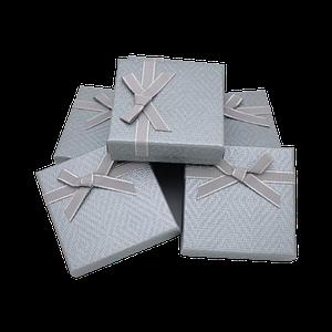 Подарочные коробки для девушек Серый