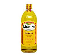 Масло оливковое Monini Anfora, 1 л Италия (Рафинированное + Extra Virgin)