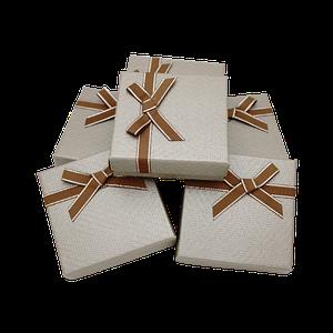 Подарочные коробки для девушек Коричневый