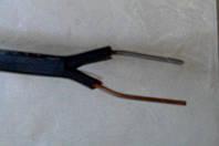 Провод МК, медь-константан, термокомпенсирующий удлинитель для термопар тха, термокомпенсационный