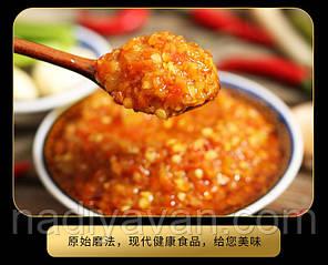Перцовая паста с имбирем  270г tm Yu Chu Xiang, фото 2