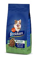 Сухой корм Brekkies Dog Chicken 4 кг. для собак всех пород