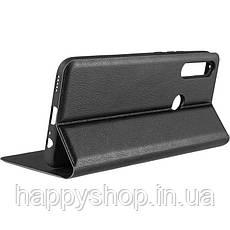 Чехол-книжка Gelius Leather New для Huawei P Smart Z (STK-LX1) Черный, фото 3
