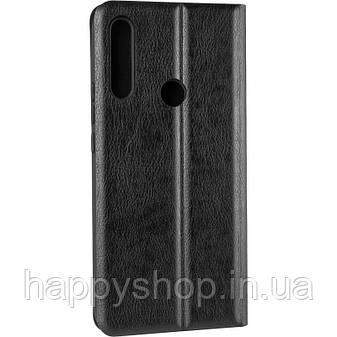 Чехол-книжка Gelius Leather New для Huawei P Smart Z (STK-LX1) Черный, фото 2