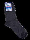 Носки мужские хлопок Украина р.25. Цвет серый, синий. От 10 пар по 5,50грн, фото 3