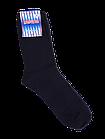 Шкарпетки чоловічі бавовна Україна р. 25. Колір чорний. Від 10 пар по 5,50 грн, фото 2
