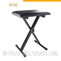 Стульчик пианиста (банкетка) Deviser PF-F10, 3 уровня регулировки высоты