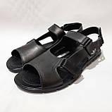 46 р. Мужские сандали (Большие размеры) натуральная кожа, фото 4