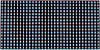 Двухцветный светодиодный модуль P10 Красный/Синий