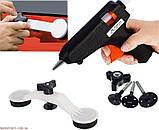 Набор инструментов для удаления вмятин и рихтовки кузова автомобиля Pops-a-Dent без покраски, фото 3
