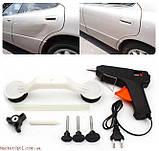 Набор инструментов для удаления вмятин и рихтовки кузова автомобиля Pops-a-Dent без покраски, фото 5