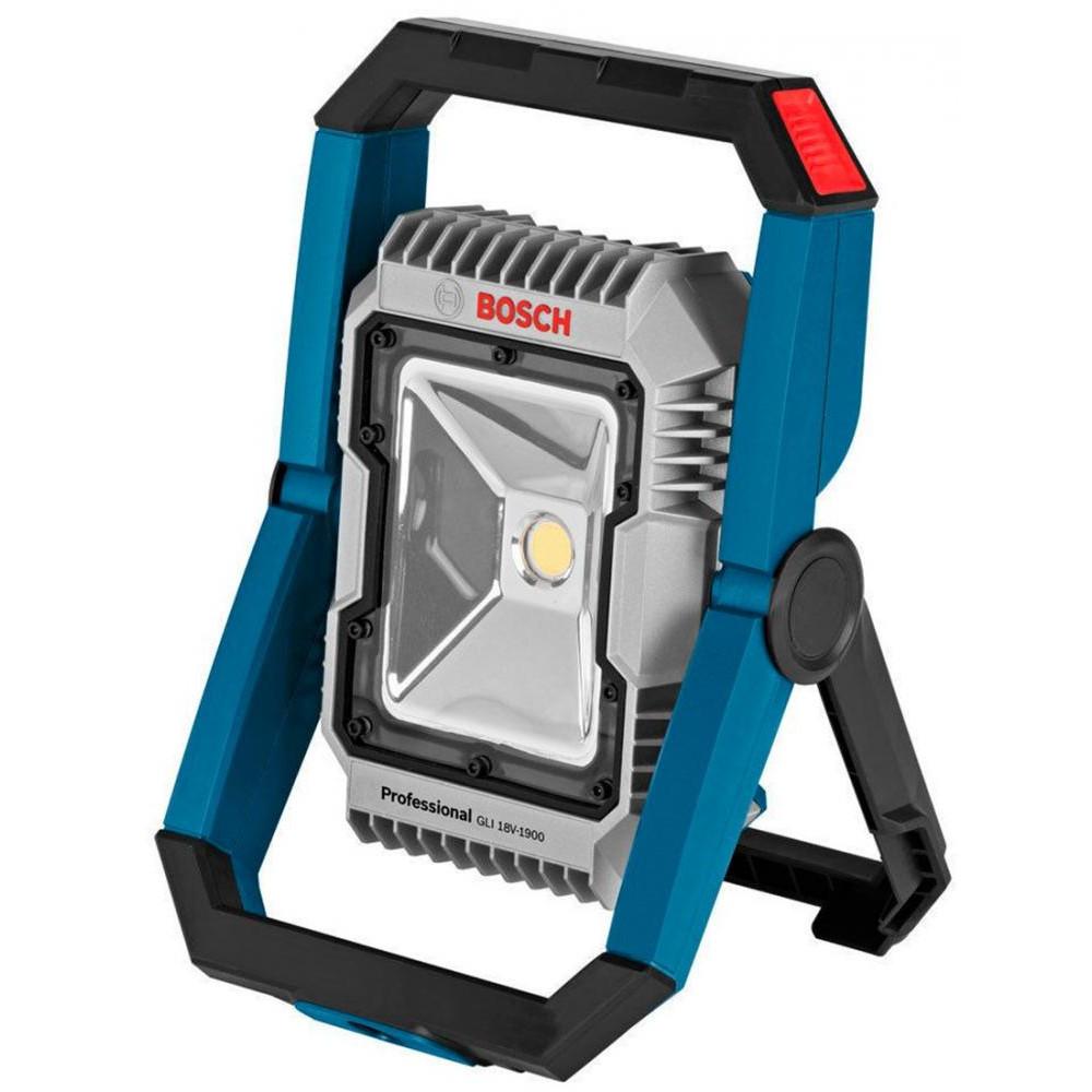 Ліхтар акумуляторний Bosch GLI 18V-1900 Professional (без АКБ) (0601446400)