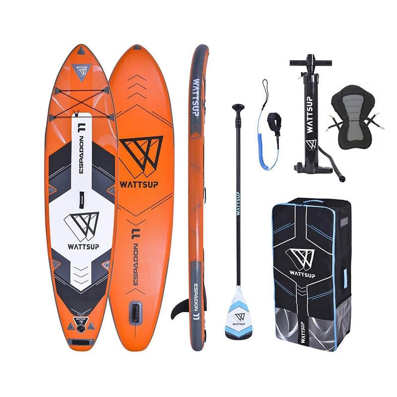 Sup дошка  Wattsup espadon 11 Kayak 335 см x 81 см x 15 см