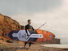 Sup дошка  Wattsup espadon 11 Kayak 335 см x 81 см x 15 см, фото 3