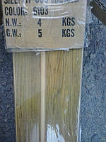 Купить дверь гармошку дуб золотой 6103  810*2030*6мм