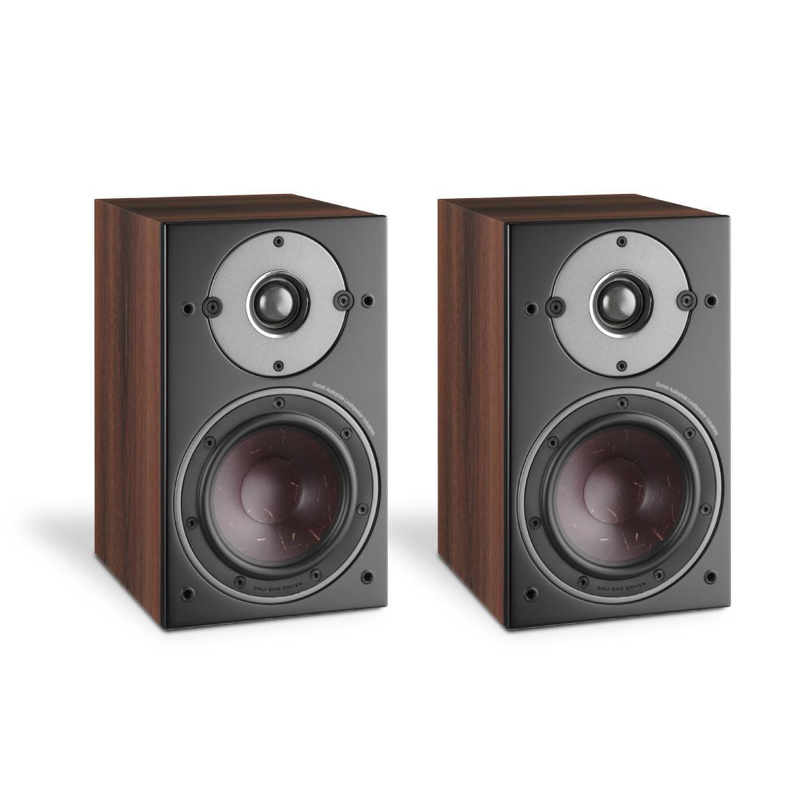 Полочная акустика DALI Oberon 3 Walnut