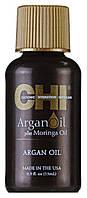 Восстанавливающее масло для волос CHI Argan Oil plus Moringa Oil