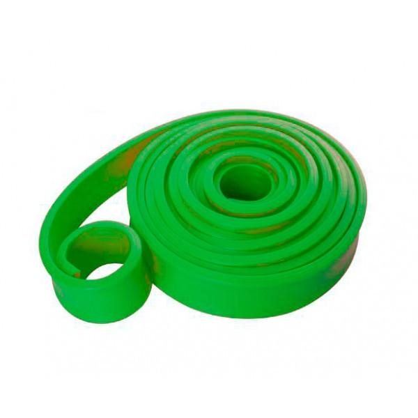Джгут еспандер гумовий спортивний (гумка для підтягування, турніка) 3500x40 мм OSPORT (MS 2013) Зелений