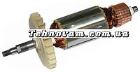 Якорь болгарка Craft-Tec  180 SS/VS  завод