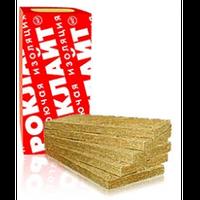 Плиты минераловатные  тм «Роклайт  Лайт»     (1200х600х100) 2,88 кв.м.