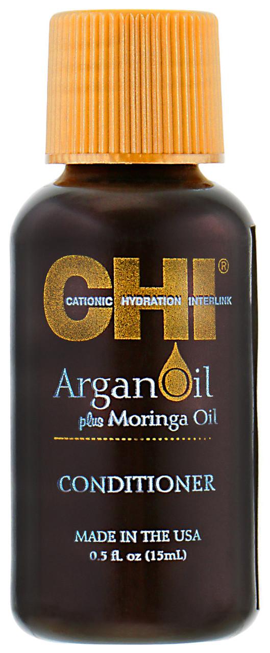 Відновлюючий кондиціонер для волосся CHI Argan Oil Conditioner