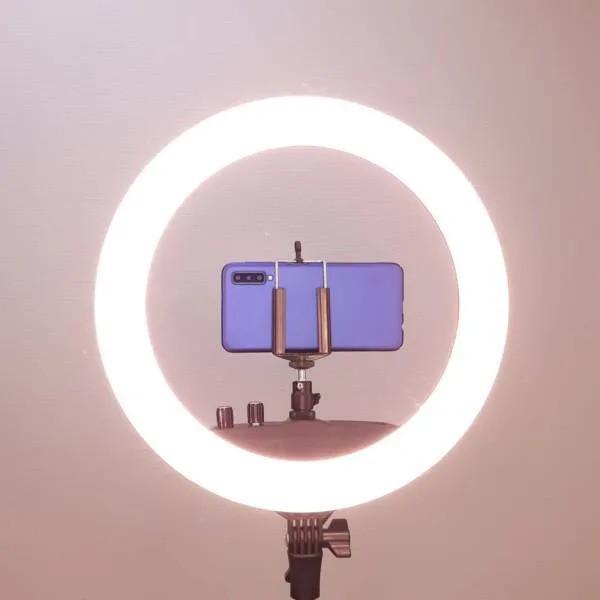 Кільцеві LED лампи
