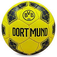 Футбольный мяч №5 .ФК Боруссия ( FC Ballspielverein Borussia. V. Dortmu )