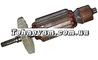 Якорь на болгарку DeWalt 230 52 мм завод