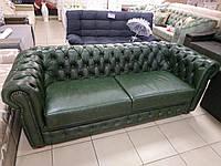 Классический диван Честер со спальным местом и огненной ценой., фото 1