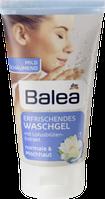 Гель Увлажнение и Свежесть для нормальной и комби кожи лица Balea mildes Waschgel 150 мл