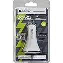 DEFENDER UCA 05 4 порта USB 5V / 8A, фото 2