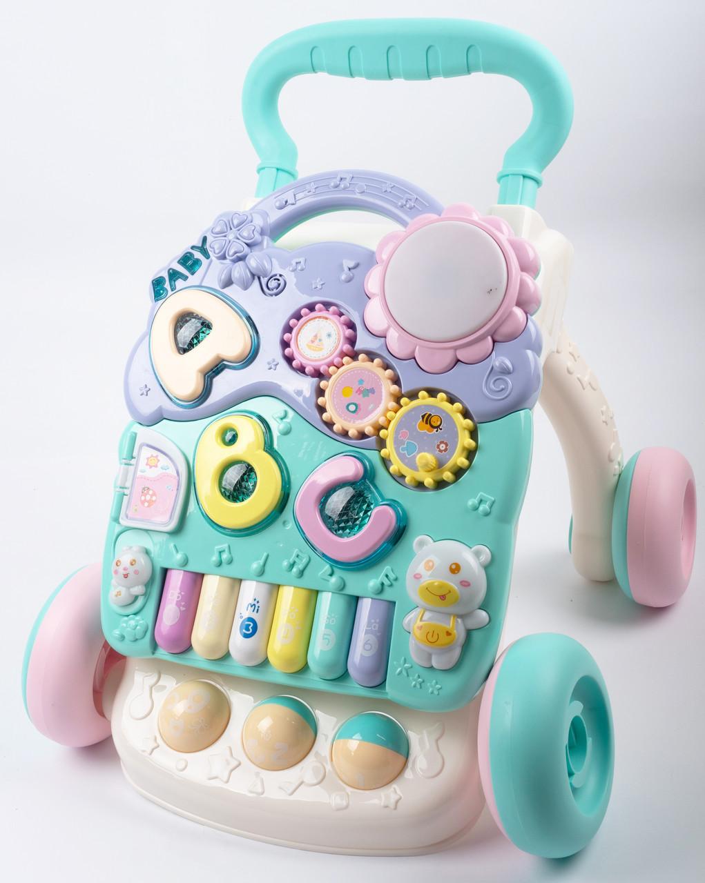 Дитячі розвиваючі ходунки S921