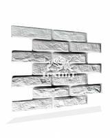 Гіпсові 3D (3д) панелі Цеглу Texturo