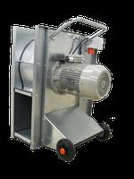 Мобильный вентилятор LC Schmelzer, мощность от 1,1 до 15 кВт для вентиляции и охлаждения зерна
