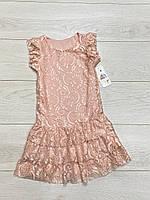 Платье для девочек. 4- 8 лет.