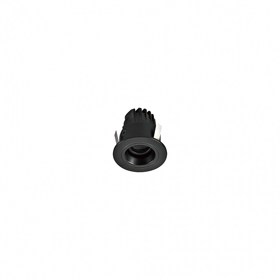 Точечный светильник Skarlat RSL74158 3W BK 3000K