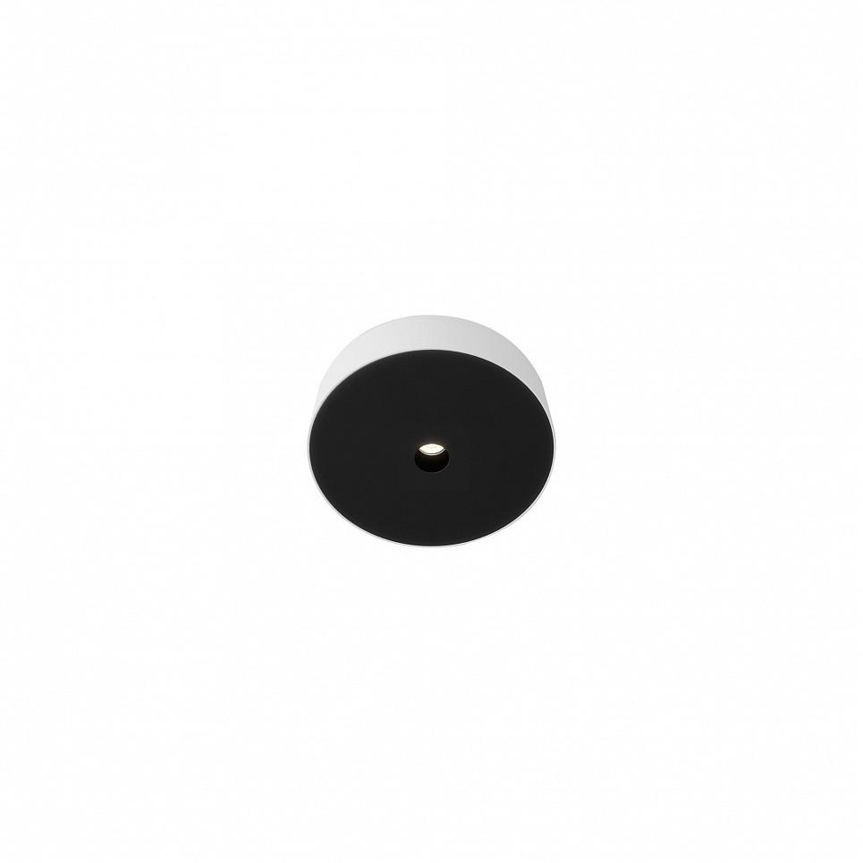 Точечный светильник Skarlat RSLС78031 1×3W WH+BK 4000K