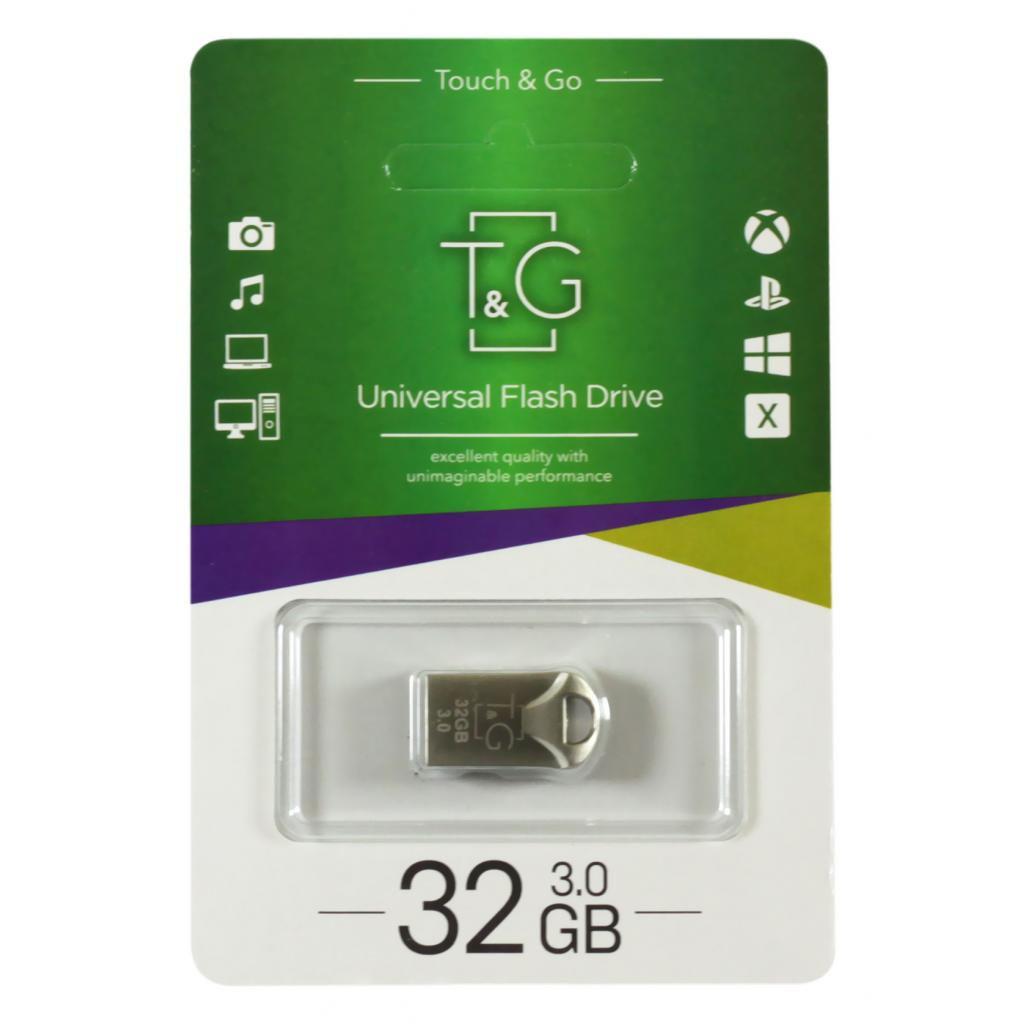 Флешка T&G 106 32 ГБ Metal series