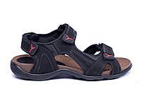 Чоловічі шкіряні сандалі E-series Active Drive (репліка), фото 1
