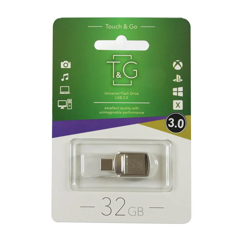 Флешка T&G 104 32 ГБ USB 3.0, USB Type C